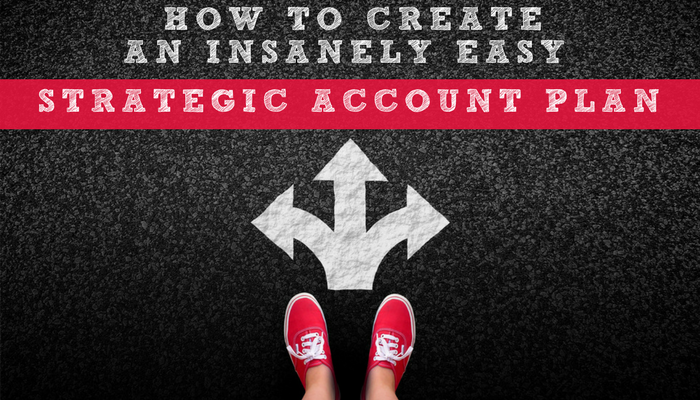 Strategic account plans start with asking where you are now and where you want to be then identifying what changes need to be made to get there. Account managers are short on time but big on strategy. This guide makes getting started easy