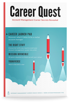 Free Account Management Career Development Plan