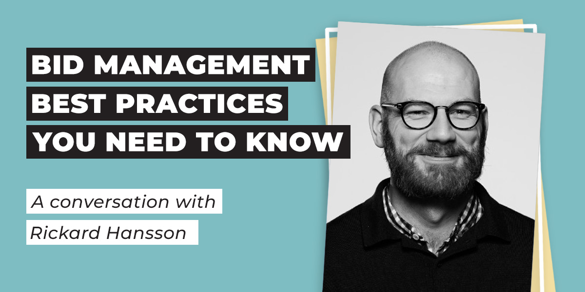 Bid Management Best Practices You Need to Know